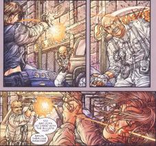Frank Miller's RoboCop #5-Official Tussle!