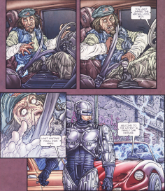 Frank Miller's RoboCop #5-You've Been Magna-Volted!