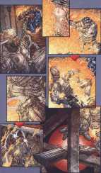 Frank Miller's RoboCop #6-In The Heat Of The Moment!