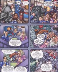 Frank Miller's RoboCop #6-Luke Spindle Survives!