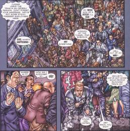 Frank Miller's RoboCop #6-Massive Outpour!