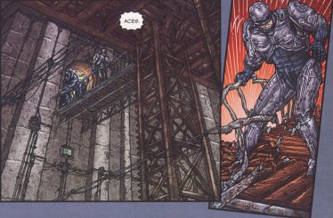 Frank Miller's RoboCop #6-Right This Way!