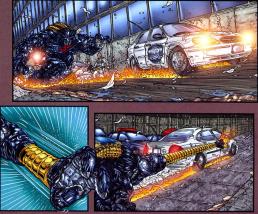 Frank Miller's RoboCop #7-Get Back Here!