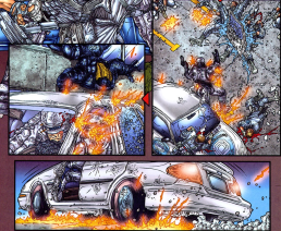Frank Miller's RoboCop #7-I'm Outta Here!