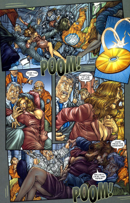 Frank Miller's RoboCop #7-What Was That!