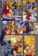 Frank Miller's RoboCop #7-You're Done, Margaret!