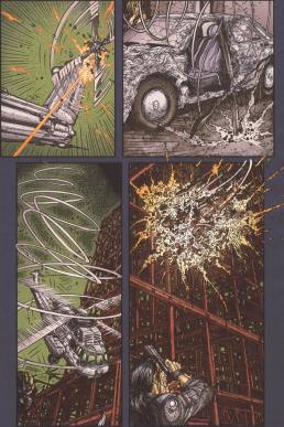Frank Miller's RoboCop #8-Gotcha!