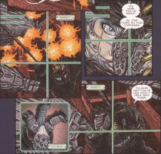 Frank Miller's RoboCop #8-Incoming Enemy!
