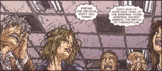 Frank Miller's RoboCop #8-Let The Taunting Begin!