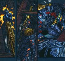 Frank Miller's RoboCop #9-Evil Isn't Down Yet!