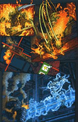 Frank Miller's RoboCop #9-Shocking Heat!