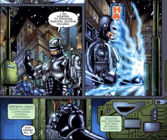 RoboCop-Killing Machine-My Personal Repairs!