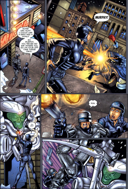 RoboCop-Killing Machine-Under Attack!