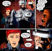 RoboCop-Road Trip #1-Concerned With Anne's Fate!