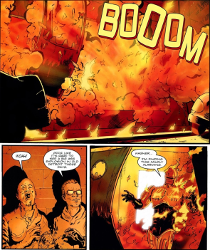 RoboCop-Road Trip #1-Through The Fire!