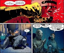 RoboCop-Road Trip #1-Unexpected Fight!
