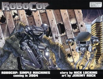 RoboCop-Simple Machines-Never Happened!