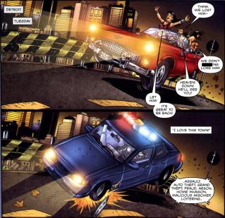 RoboCop-Wild Child-Joyriding Pursuit!