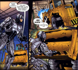 RoboCop-Wild Child-Withstanding Their Trap!