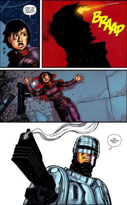Terminator & RoboCop-Kill Human #1-Goodbye, Humanity!