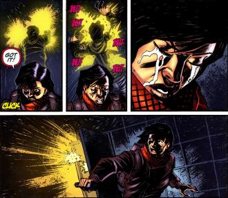Terminator & RoboCop-Kill Human #1-Goodbye, My Friend!