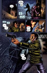 Terminator & RoboCop-Kill Human #1-Gotta Get In!