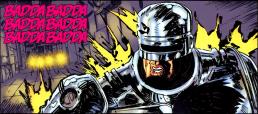 Terminator & RoboCop-Kill Human #1-Incoming!