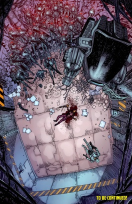Terminator & RoboCop-Kill Human #1-The Machines Have Won!