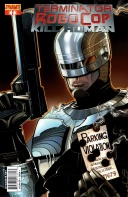 Terminator & RoboCop-Kill Human #1!