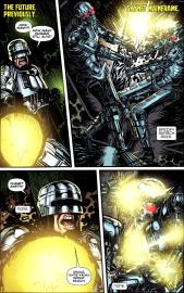 Terminator & RoboCop-Kill Human #2-A Hopeless Future!