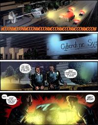 Terminator & RoboCop-Kill Human #2-Arriving At A Familiar Event!