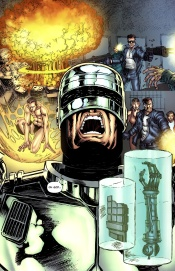 Terminator & RoboCop-Kill Human #2-Detailing The Terminator's Finest Hours!