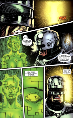 Terminator & RoboCop-Kill Human #2-Getting Help From The Enemy!