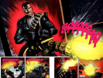 Terminator & RoboCop-Kill Human #2-I'll Destroy, But I Won't Kill!