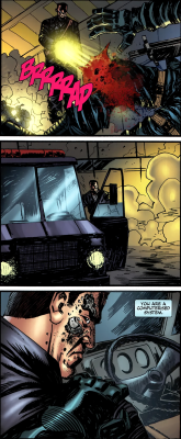 Terminator & RoboCop-Kill Human #2-Just Like How The Film Played Out!