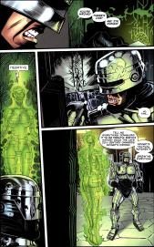 Terminator & RoboCop-Kill Human #2-My Technological Meeting!