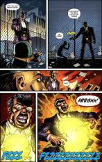 Terminator & RoboCop-Kill Human #2-Opening On A Crime!