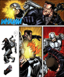 Terminator & RoboCop-Kill Human #2-Out Of My Way!