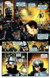 Terminator & RoboCop-Kill Human #2-Recovering In The Presence Of Evil!