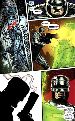 Terminator & RoboCop-Kill Human #2-Running Out Of Time!