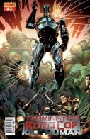 Terminator & RoboCop-Kill Human #2!