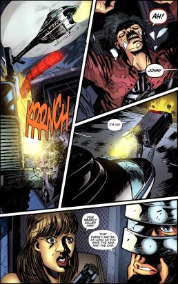 Terminator & RoboCop-Kill Human #3-Highway Mayhem!