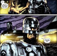 Terminator & RoboCop-Kill Human #3-Jones Is Worthy Of Trust!