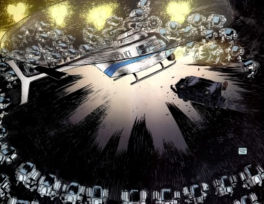 Terminator & RoboCop-Kill Human #3-Surprise!