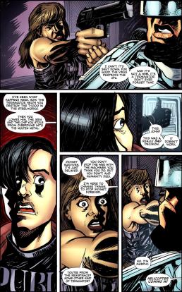 Terminator & RoboCop-Kill Human #3-Your Original Action Won't End The War!