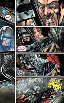 Terminator & RoboCop-Kill Human #4-Get Out!
