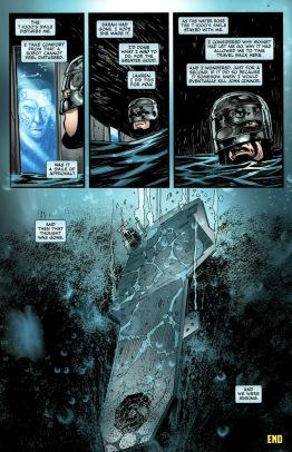 Terminator & RoboCop-Kill Human #4-Going Out As A Hero!