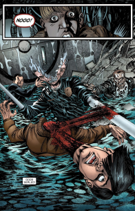 Terminator & RoboCop-Kill Human #4-Goodbye, Future Resistance Leader!