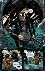 Terminator & RoboCop-Kill Human #4-I'm Back...For Now!