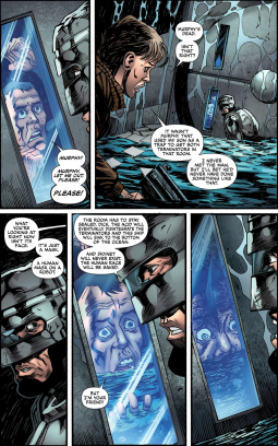 Terminator & RoboCop-Kill Human #4-Losing Friends To Help Humanity Win!